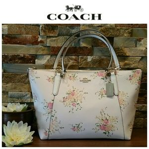 Restocked!!!  NEW Coach Ava Tote...gorgeous!